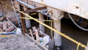 Commercial Foundation Repair in West Palm Beach