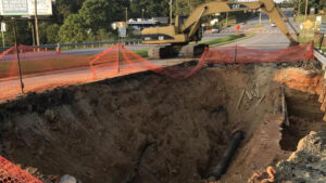 Sinkhole Repair Services in West Palm Beach